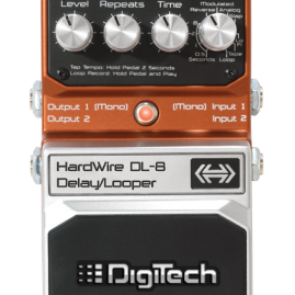 Digitech DL-8 kill-dry Mod